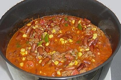 Papas Chili con Carne