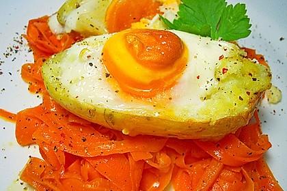 Eier im Kartoffelnest 4