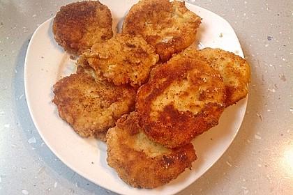 Blumenkohl-Käse-Medaillons 4