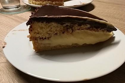 Boston Cream Pie 1