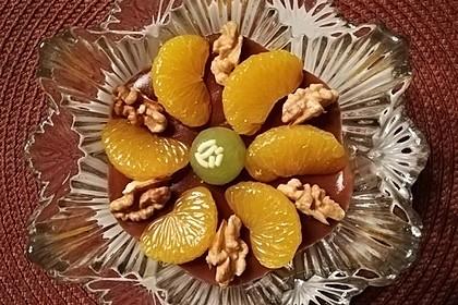 Gourmet-Schoko-Pudding selbstgemacht, sahnig und schokoladig 44