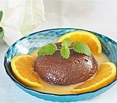 Gourmet-Schoko-Pudding selbstgemacht, sahnig und schokoladig (Bild)
