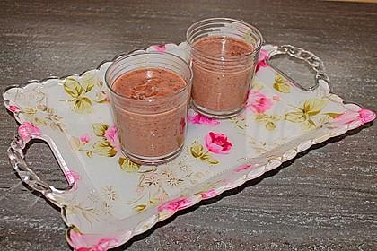 Gourmet-Schoko-Pudding selbstgemacht, sahnig und schokoladig 58