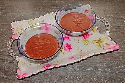 Gourmet-Schoko-Pudding selbstgemacht, sahnig und schokoladig 48