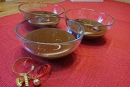 Gourmet-Schoko-Pudding selbstgemacht, sahnig und schokoladig 34