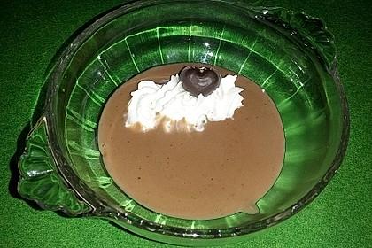 Gourmet-Schoko-Pudding selbstgemacht, sahnig und schokoladig 50