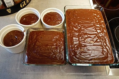 Gourmet-Schoko-Pudding selbstgemacht, sahnig und schokoladig 60