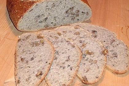 Dinkel-Walnuss-Brot 2