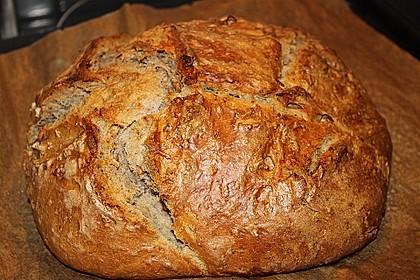 Dinkel-Walnuss-Brot 1