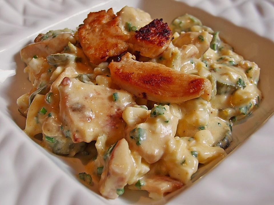 Eiweiß Salat Von Katrin313 Chefkochde