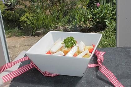 Rettich-Paprika-Apfel Salat 1