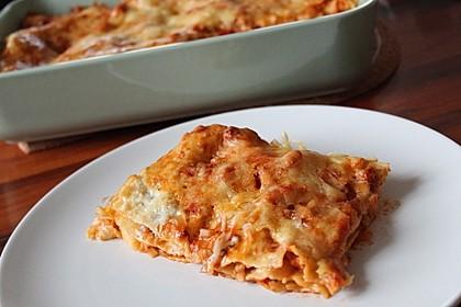 Vegetarische Lasagne al Forno 1