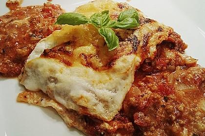 Vegetarische Lasagne al Forno 8
