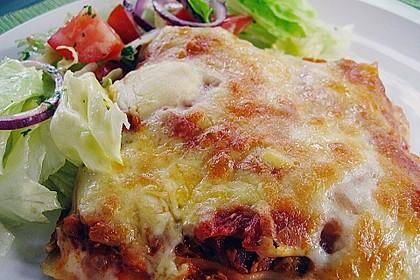 Vegetarische Lasagne al Forno 15