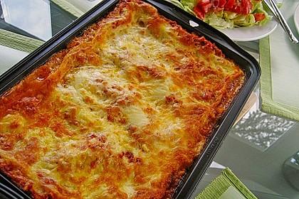 Vegetarische Lasagne al Forno 7