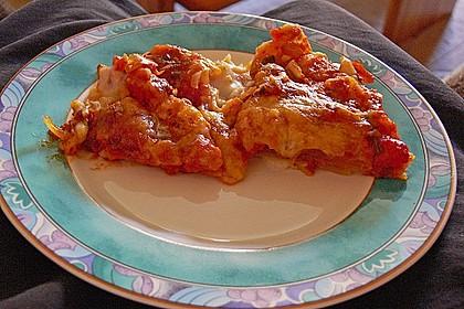 Vegetarische Lasagne al Forno 32