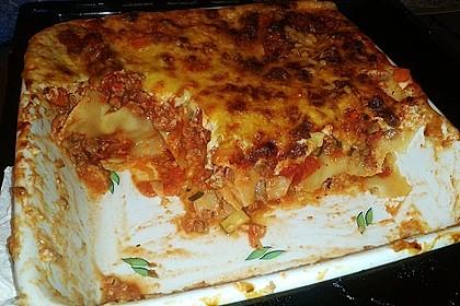 Vegetarische Lasagne al Forno 30