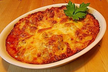 Vegetarische Lasagne al Forno 9