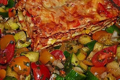 Vegetarische Lasagne al Forno 19