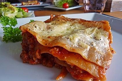 Vegetarische Lasagne al Forno 4