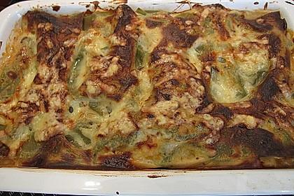 Vegetarische Lasagne al Forno 43