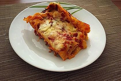 Vegetarische Lasagne al Forno 27
