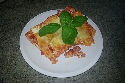 Vegetarische Lasagne al Forno 18