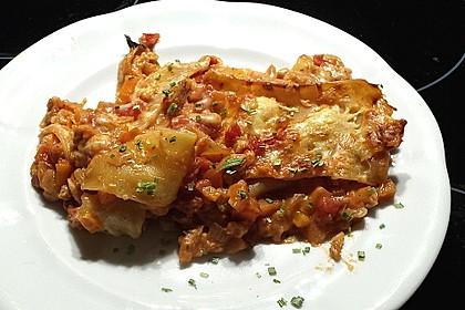 Vegetarische Lasagne al Forno 10