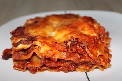 Vegetarische Lasagne al Forno 17