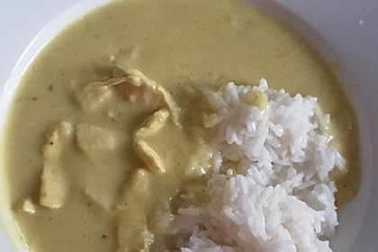 Curry-Hähnchen-Topf 1