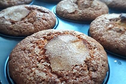 Blaubeer-Buttermilch Muffins 41