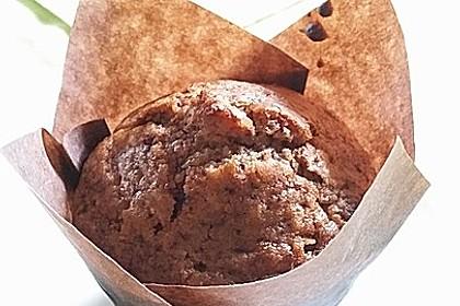 Blaubeer-Buttermilch Muffins 22