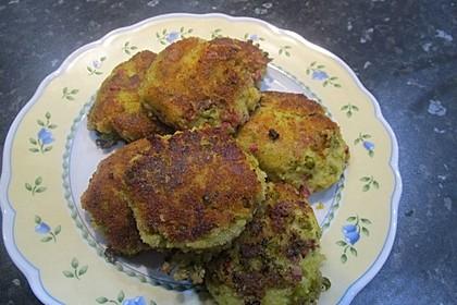 Vegetarische Frikadellen (Bouletten) 4