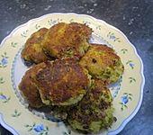 Vegetarische Frikadellen (Bouletten) (Bild)