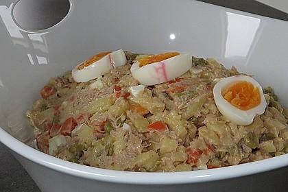 Russischer Salat auf spanische Art 3