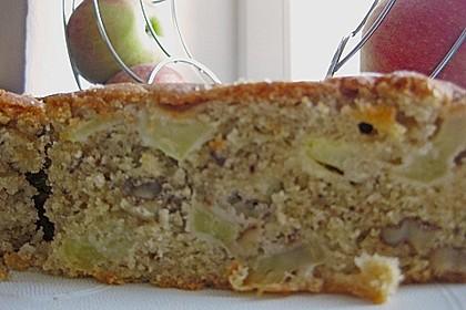 Apfel-Walnuss-Kuchen 2