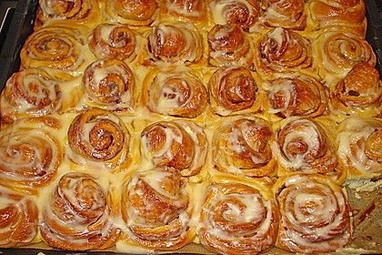 Cinnamon Rolls with Cream Cheese Frosting 58