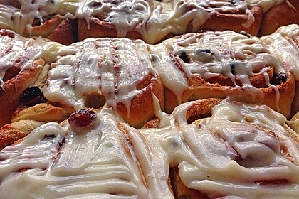 Cinnamon Rolls with Cream Cheese Frosting 49