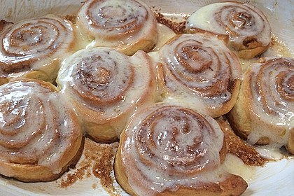 Cinnamon Rolls with Cream Cheese Frosting 34