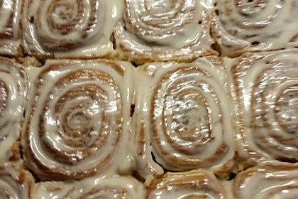 Cinnamon Rolls with Cream Cheese Frosting 101