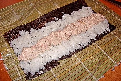 Thunfisch-Sushi 2