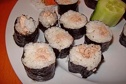 Thunfisch-Sushi 1