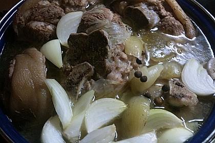 Eisbein mit Sauerkraut 4