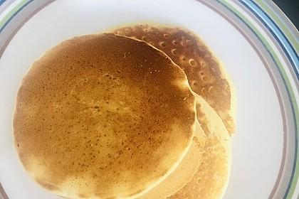American Pancakes-Grundrezept (Bild)