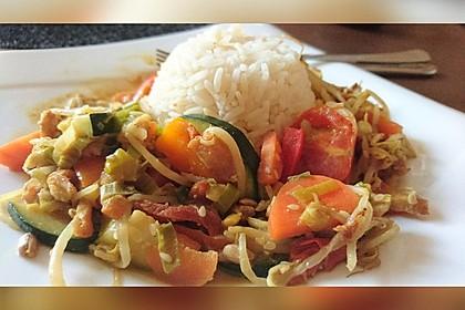 Gelbes Thai-Gemüsecurry 7