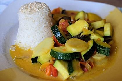 Gelbes Thai-Gemüsecurry 3