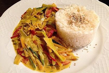 Gelbes Thai-Gemüsecurry 9