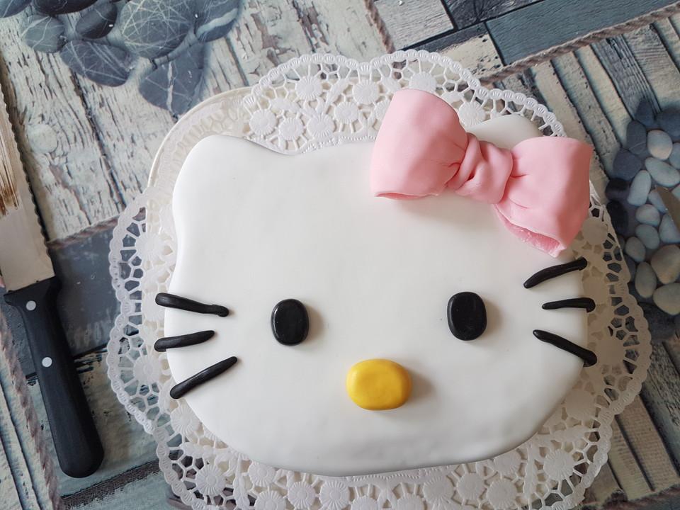Hello Kitty Schokotorte Von Darleenchen Chefkoch De
