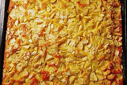 Schlanker Apfelkuchen vom Blech 2