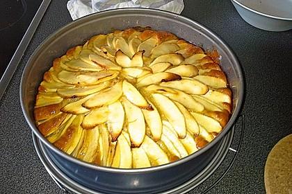 Schlanker Apfelkuchen vom Blech 8